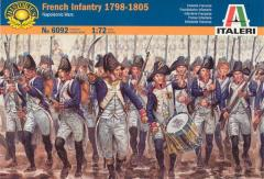 French Infantry 1798-1805