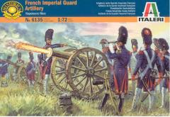French Imperial Guard Artillery