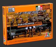 Operation Overlord - Paratrooper Attack