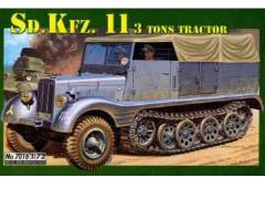 Sd. Kfz. 11 - 3 Ton Tractor