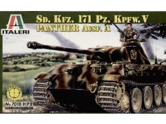 Sd. Kfz. 171 Pz. Kpfw. V Panther Ausf. A