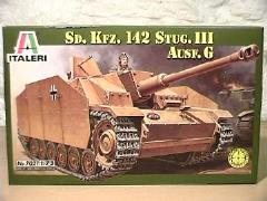 Sd. Kfz. 142 Stug. III Ausf. G