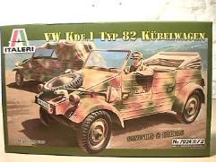 VW Kdf. 1 Typ 82 Kubelwagen