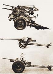 German Guns Set