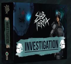Sub Terra - Investigation Expansion