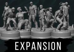 Sub Terra - Miniatures Expansion