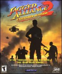 Jagged Alliance 2 - Unfinished Business