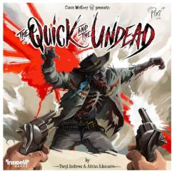 Quick and the Undead, The