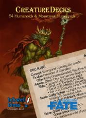 Creature Deck - Humanoids & Monstrous Humanoids