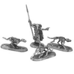 Skeleton Hunter & Pack Hounds