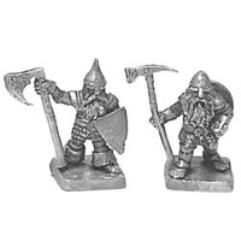 Elite Dwarf Armored Guards