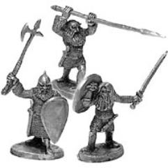 Dwarf Dragon Fighters