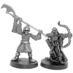 Undead Skeleton Fighters