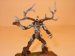 Demonic Tree Man