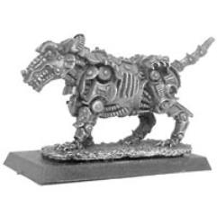 Dwarven Guard Dog Golem