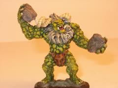 Rock Troll - Hurling Boulders