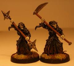 Plague Clerics