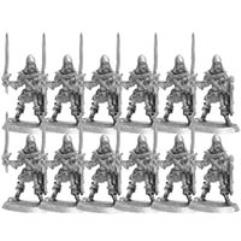 Human Foot Knights