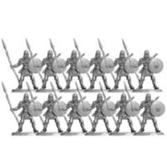 Human Warriors w/Spears