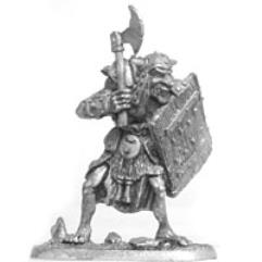 Troll Heavy Warriors w/Axes & Shields