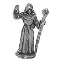 Cleric w/Cloak & Staff