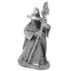 Dindaelus - Wizard w/Staff