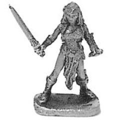 Zora - Gypsy Swordswoman