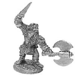 Slate Blackforge - Dwarf Axemaster