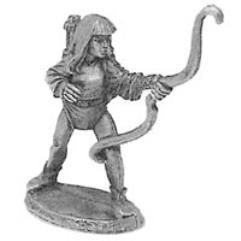 Leanha - The Ranger Master Markswoman