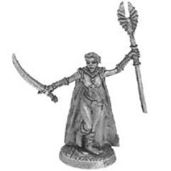 Female Elven Fighter