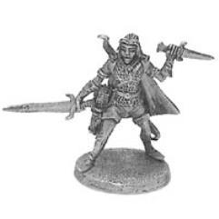Female Half-Elven Ranger