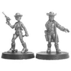 Lady Gunfighters