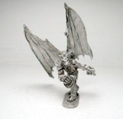 Pit Demon w/Whip & Sword