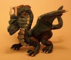 Snarling Dragon