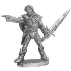 Ivar Helm-Splitter - Barbarian Adventure