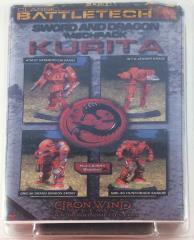 Sword and Dragon Mechpack #2 - Kurita