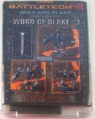 Wolf & Blake Mechpack - Celestial Omni Mech Variant A