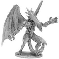 Extraterrestrial Dragon