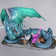 Checkmate Dragon