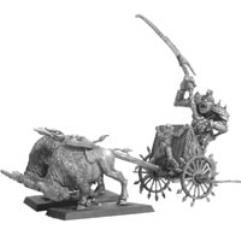 Ogre on Beast Chariot