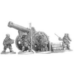 Dwarf Cannon w/Crew