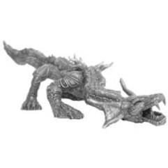 Grimtox Venemous Desert Dragon