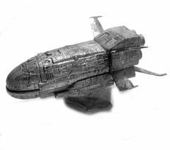 Farragut Battleship (TRO 3057)