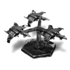 Aerospace Fighters #1 - Clan Light Fighters