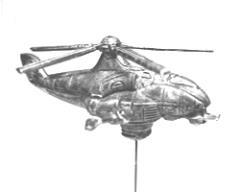 Pinto Attack VTOL (3060)