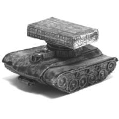Heavy LRM Carrier (TRO3060)