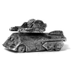 Fortune Wheeled Assault Vehicle (TRO 3067)
