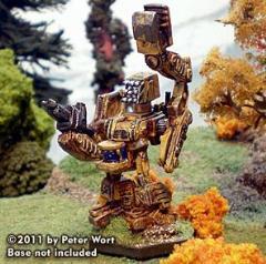Construction Mech MOD w/Variant Arm (Dark Age)