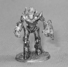Copperhead Mech (Solaris VII)