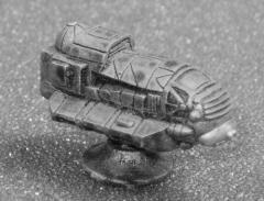 Centipede Hover Vehicle (TRO 3058)